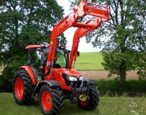 Многофункционални челни товарачи в полза на строителния и земеделския бранш