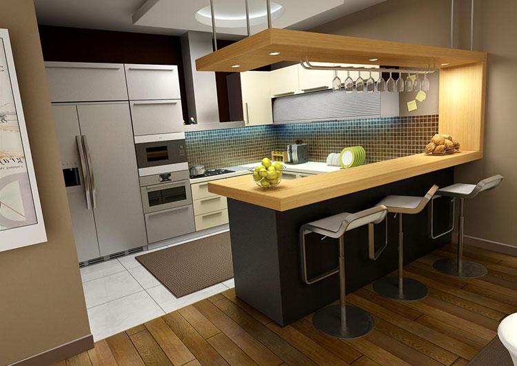 Как изглежда съвременната кухня?