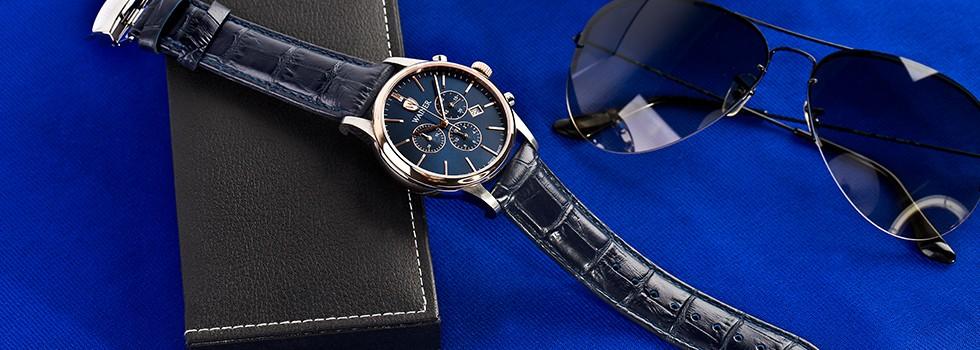 Часовници Wainer – швейцарски лукс за всеки!