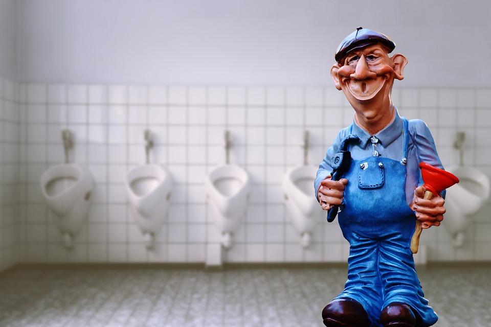 Отпушване на тоалетни чинии – защо от професионален екип