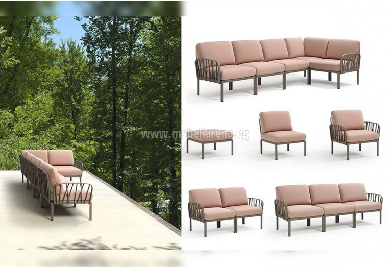 Как се избира градински диван