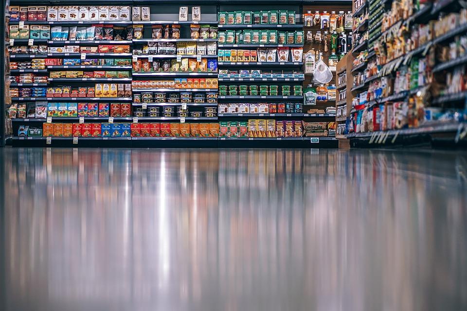 Логистика на хранителни стоки е гарант за успеха на всеки търовски обект