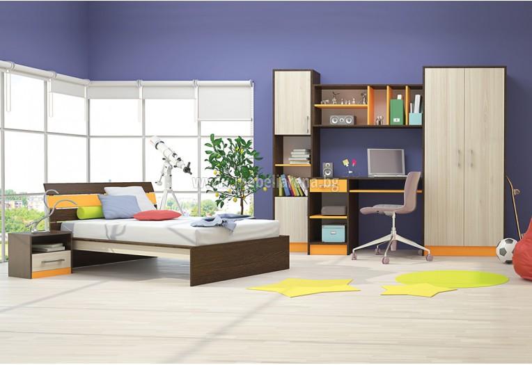 Мебелите, от които се нуждае добре организираната детска стая