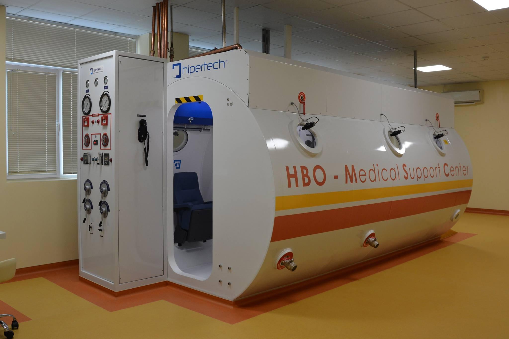 Доказана ефективност от лечението с кислород